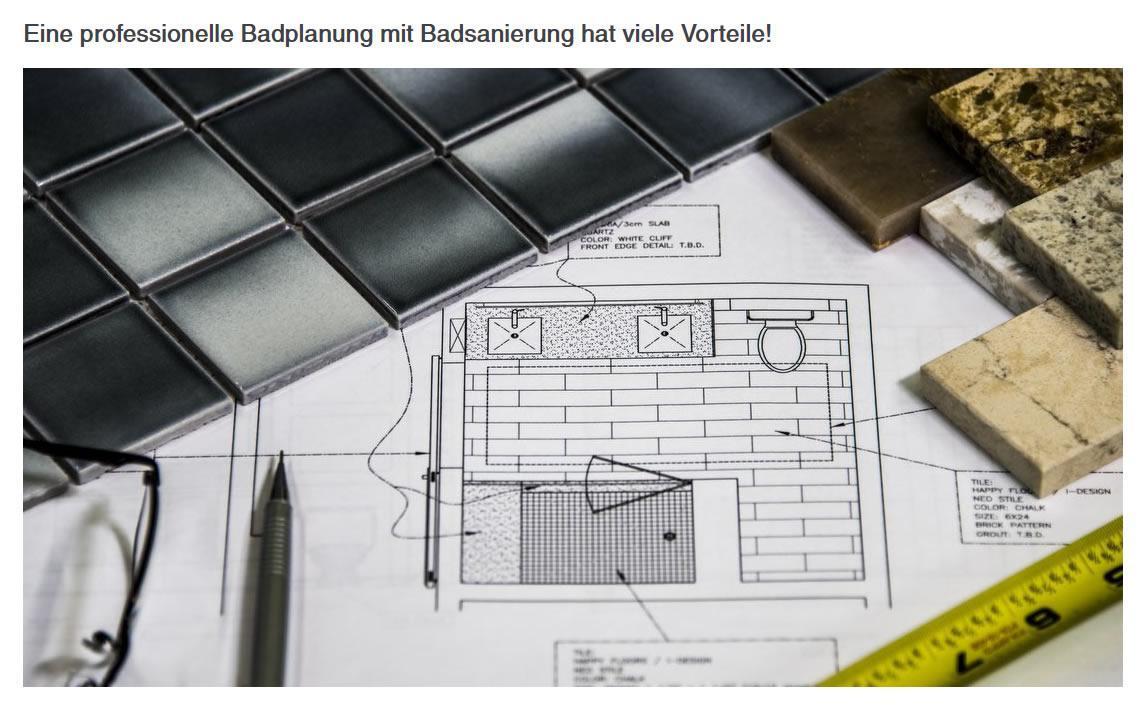 Badplaner und Badsanierer für  Bochum